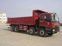 梁山东岳牌SDW3310BJ型自卸汽车