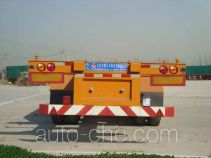 Wanshida SDW9380TJZG container transport trailer