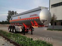 Wanshida SDW9390GFW corrosive materials transport tank trailer