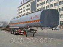 Wanshida SDW9400GRH lubricating oil tank trailer