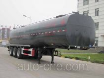 Wanshida SDW9400GYS liquid food transport tank trailer