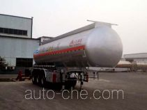 Wanshida SDW9400GYW oxidizing materials transport tank trailer