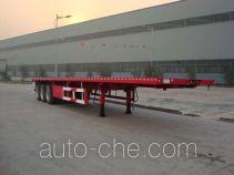 Wanshida SDW9400P flatbed trailer