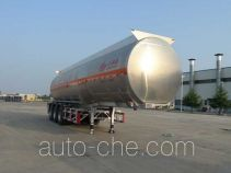 Wanshida SDW9401GRY flammable liquid tank trailer