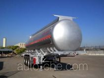 Wanshida SDW9401GYW oxidizing materials transport tank trailer