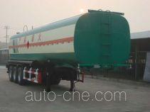 Wanshida SDW9401GYYA oil tank trailer