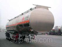 Wanshida SDW9401GYYC полуприцеп цистерна алюминиевая для нефтепродуктов