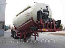 万事达牌SDW9402GFL型中密度粉粒物料运输半挂车