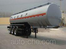 Wanshida SDW9402GFW corrosive materials transport tank trailer