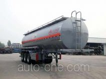 Wanshida SDW9402GFW corrosive materials transport tank trailer