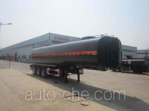Wanshida SDW9402GLY liquid asphalt transport tank trailer