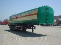 Wanshida SDW9402GRY flammable liquid tank trailer