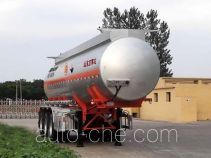 Wanshida SDW9403GFW corrosive materials transport tank trailer