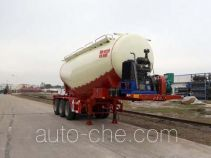 Wanshida SDW9405GFL medium density bulk powder transport trailer