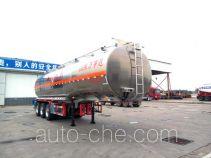 Wanshida SDW9406GYYC полуприцеп цистерна алюминиевая для нефтепродуктов