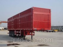 Wanshida SDW9406XXY box body van trailer