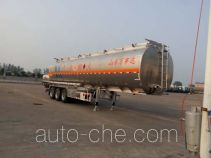 Wanshida SDW9407GYYC aluminium oil tank trailer