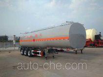 Wanshida SDW9408GYYA полуприцеп цистерна алюминиевая для нефтепродуктов