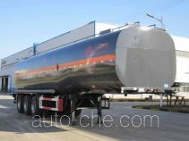 Wanshida SDW9409GYYA oil tank trailer