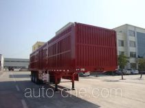 Wanshida SDW9409XXY box body van trailer