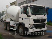 建友牌SDX5250GJBT5型混凝土搅拌运输车