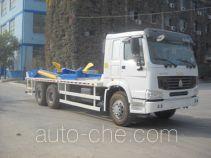 建友牌SDX5250ZBG型背罐车
