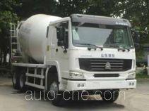Janeoo SDX5253GJB concrete mixer truck