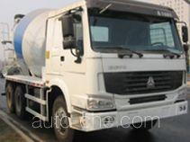 Janeoo SDX5255GJB concrete mixer truck