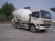 Janeoo SDX5258GJB concrete mixer truck