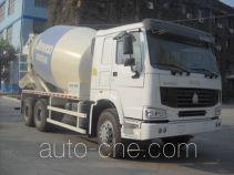 Janeoo SDX5259GJB concrete mixer truck