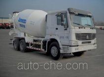 Janeoo SDX5259GJBHO concrete mixer truck