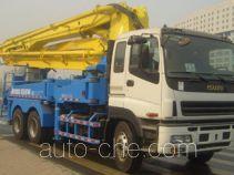 Janeoo SDX5291THB concrete pump truck