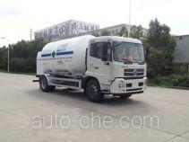 Shengdayin SDY5160GDYN cryogenic liquid tank truck