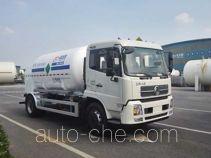 Shengdayin SDY5160GDYY2 cryogenic liquid tank truck