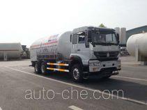 Shengdayin SDY5230GDYY cryogenic liquid tank truck