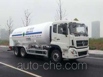 Shengdayin SDY5250GDYN1 cryogenic liquid tank truck