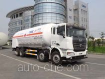 Shengdayin SDY5310GDYT cryogenic liquid tank truck