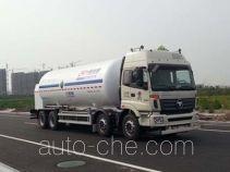 Shengdayin SDY5313GDYN cryogenic liquid tank truck