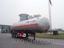 Shengdayin SDY9400GYQH liquefied gas tank trailer