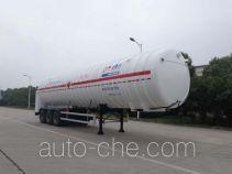 Shengdayin SDY9401GDYT cryogenic liquid tank semi-trailer