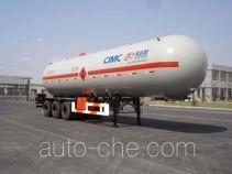 Shengdayin SDY9401GYQ liquefied gas tank trailer