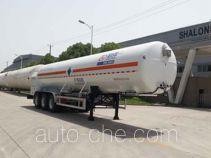 Shengdayin SDY9402GDYR cryogenic liquid tank semi-trailer