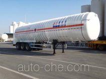 Shengdayin SDY9402GDYT cryogenic liquid tank semi-trailer