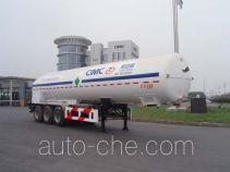 Shengdayin SDY9404GDYR cryogenic liquid tank semi-trailer