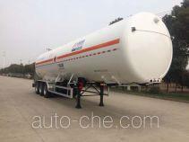 Shengdayin SDY9404GDYT cryogenic liquid tank semi-trailer