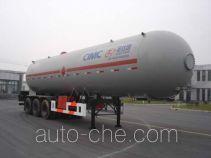 Shengdayin SDY9404GYQ liquefied gas tank trailer