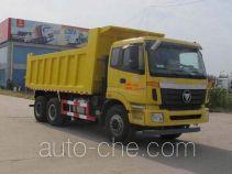 圣岳牌SDZ3254BJ38D型自卸汽车