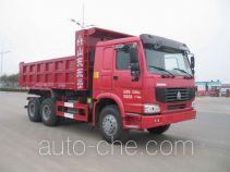 Shengyue SDZ3257ZZ3847C dump truck