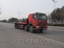 Shengyue SDZ3317ZPB46E flatbed dump truck