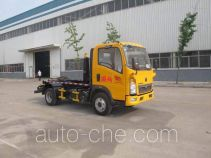 Shengyue SDZ5047ZXXD detachable body garbage truck